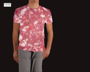 t-shirt salame